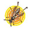 Wasps, Hornets and Yellowjackets