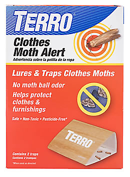 clothes moth alert