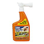 tick and flea yard spray