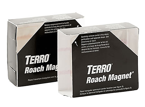 Discrete Roach Traps